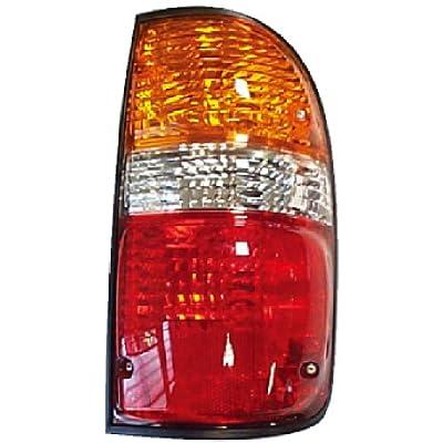 01-04 TOYOTA TACOMA Right Passenger Rear Tail Light Lamp: Automotive