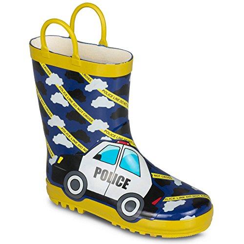 infant boy rain boots - 7