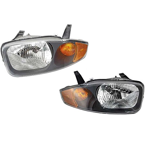 03 cavalier headlight assembly - 5