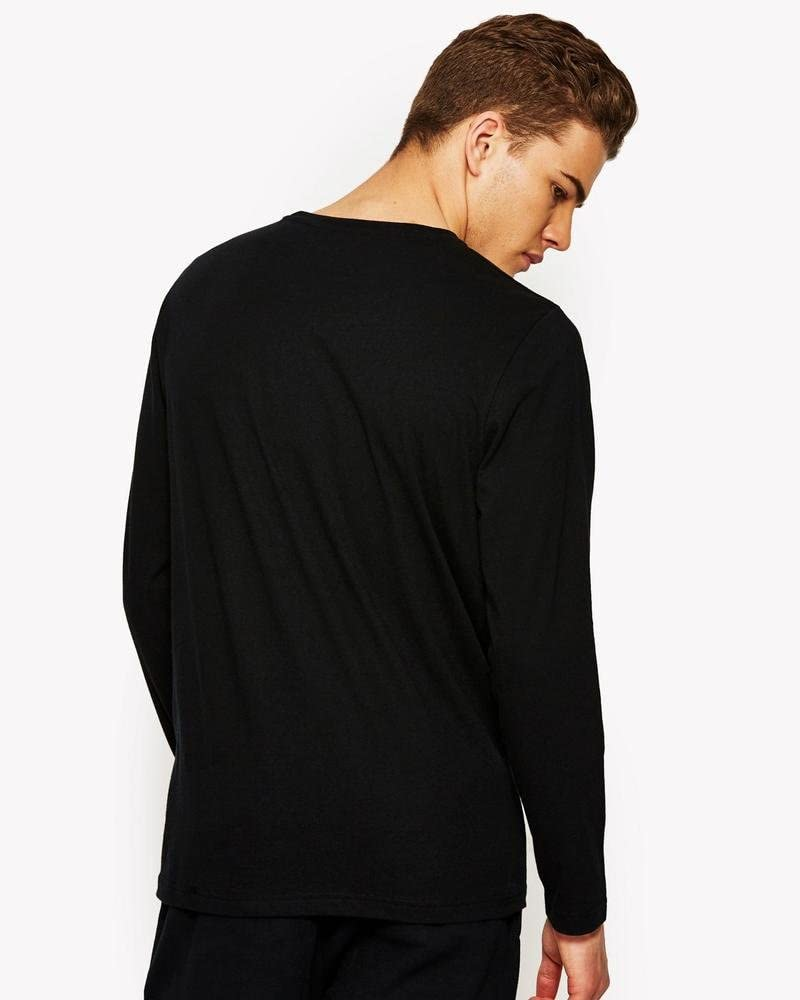 Ellesse Mens Grazie Long Sleeve T-Shirt