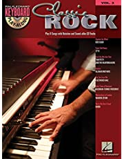 Classic Rock: Keyboard Play-Along Volume 3