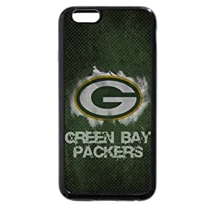 """SMMNKOL? Customized NFL Series Case for iPhone 6+ Plus 5.5"""", NFL Team Green Bay Packers Logo iPhone 6 Plus 5.5"""