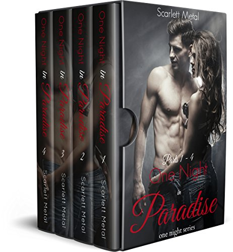 One Night Series: Books 1-4 by [Metal, Scarlett, Publishing, Limitless]