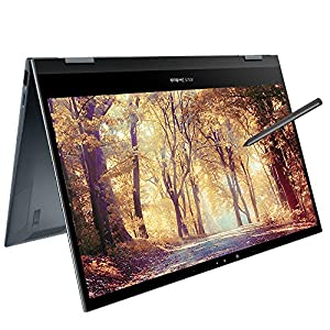 ASUS ZenBook Flip UX363EA Full HD 13.3″ Touchscreen Laptop (Intel i5-1135G7, 8GB RAM, 512GB PCIe SSD, Windows 10) Includes LED NumberPad, Stylus Pen & Audio Jack, Grey
