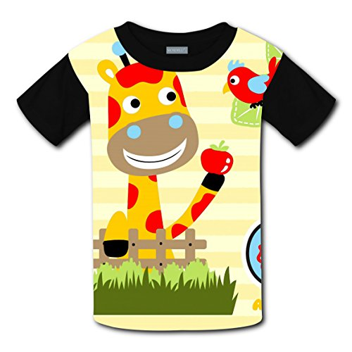 Tintin Costume Toddler (O-Neck New Fashion Tshirt 3D Make Your Own With Cute Animals For Unisex Kid S)