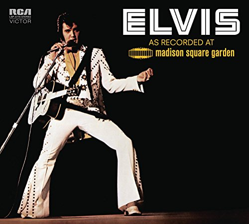Elvis: As Recorded At Madison Square Garden (Legacy Square)