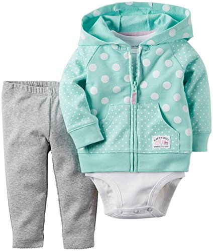 carters-2-piece-dotted-cardigan-set-heather-9-months