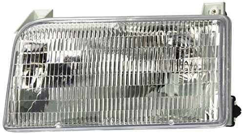 TYC 20-1935-00-1 Ford Left Replacement Head Lamp