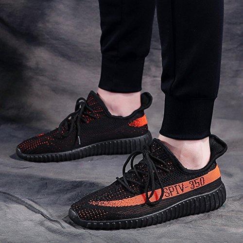 de fereshte Sneakers sport Chaussures légers respirant course formateurs hommes Fitness de Les Gym Walking 8Or8zq