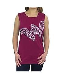 Wonder Woman Twist Juniors Tank Top T-Shirt
