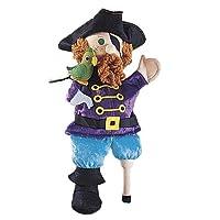 Títere disfrazado de Peter Pan, en pirata