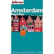 AMSTERDAM PAYS-BAS 2011-2012 + PLAN DE VILLE