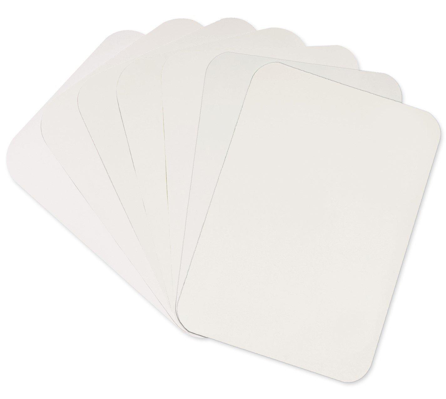 TIDI Ritter (B) Tray Covers, White