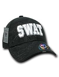 Rapiddominance SWAT Shadow Law Enforcement Cap, Black