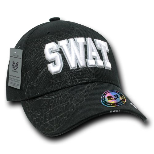 Rapiddominance SWAT Shadow Law Enforcement Cap, Black ()