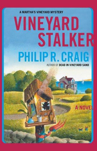 Vineyard Stalker: A Martha's Vineyard Mystery