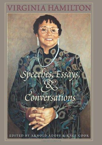 Virginia Hamilton: Speeches, Essays, and Conversations