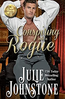 Conspiring with a Rogue (A Whisper Of Scandal Novel Book 2) (English Edition) de [Johnstone, Julie]