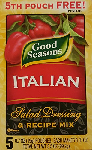 ingredients good seasons italian dressing - 7