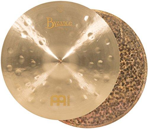 - Meinl Cymbals B14JTH Byzance 14-Inch Jazz Thin Hi-Hat Cymbal Pair (VIDEO)