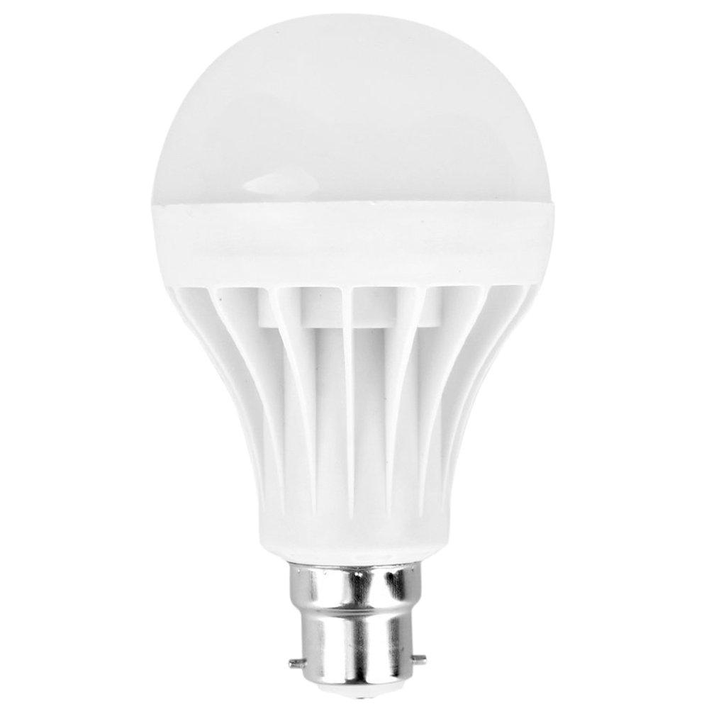 TOOGOO B22 5W LED Lampe a economie d'energie L'ampoule a baionnette Lumiere blanc 220V