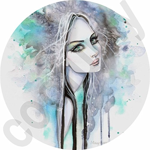 Expanding Stand and Grip for Smart phones and Tablets,pop Multi-function Mounts and Mount cellular phone Holder socket Collapsible-White-abstract gothic ghost girl fantasy art Abstract Pop Art