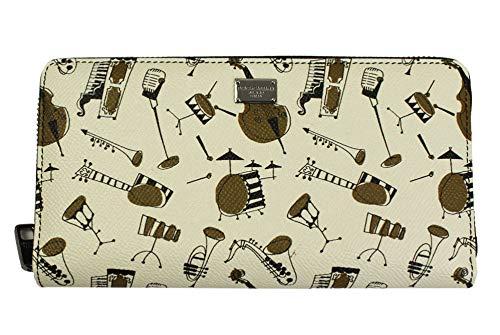 (Dolce & Gabbana Leather Long Wallet Bp1672 AB059 Zip Around )