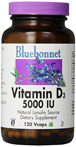 Bluebonnet Vitamin Vegetable Capsules Count product image