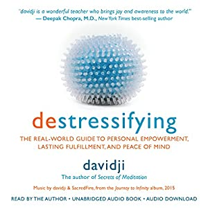 destressifying Audiobook
