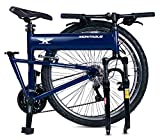 Montague Paratrooper Express Folding Bike, Air Force Blue