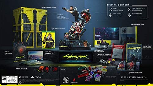 One Collector - Cyberpunk 2077: Collector's Edition - Xbox One