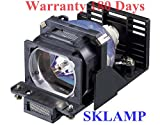 Sklamp LMP-C150 Replacement Lamp With Housing For Sony VPL-CS5 VPL-CS6 Projectors