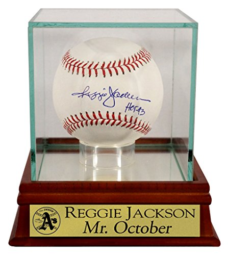 Oakland Athletics Reggie Jackson Autographed Official MLB Baseball w/