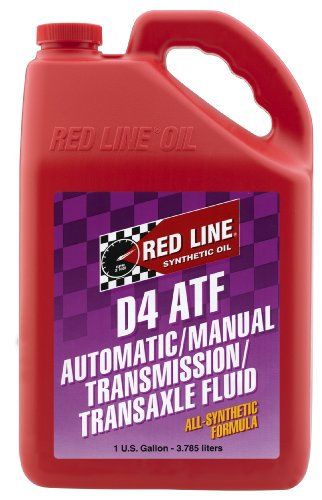 - Red Line 30505 D4 Automatic Transmission Fluid - 1 Gallon
