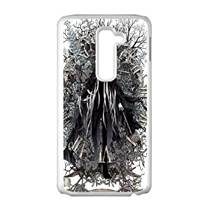LG G2 White Black Butler phone case cell phone cases&Gift Holiday&Christmas Gifts NVFL7A8825835