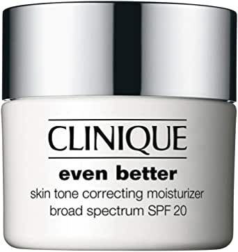 Clinique Even better Skin Tone Correcting Moisturizer SPF 20 - Very Dry to dry, 50 ml