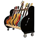 The Session Pro Mobile 4 Guitar Stand
