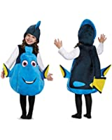Disguise Dory Toddler Deluxe Finding Dory Disney/Pixar Costume, One Size Child, One Color