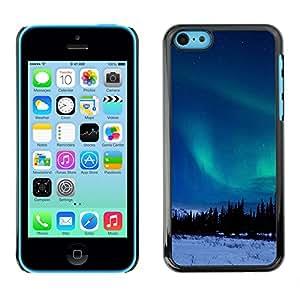 Stuss Case / Funda Carcasa protectora - Winter In The Forest - iPhone 5C