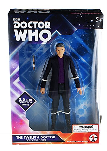 Dr. Who The Twelfth Doctor 5.5