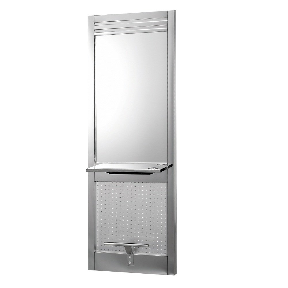 BEAUTY SALON STYLING STATION STLYING UNIT MIRROR STATION - PIZZETTO