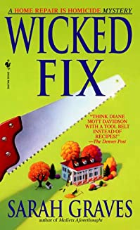 Wicked Fix by Sarah Graves ebook deal