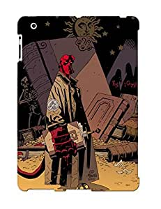Awesome Design Hellboy Enigma Hard Case Cover For Ipad 2/3/4(gift For Lovers)