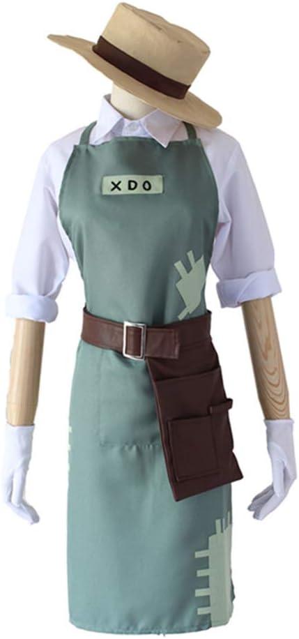 DXYQT Disfraces de Cosplay de Anime Ropa de Jardinero Uniformes ...