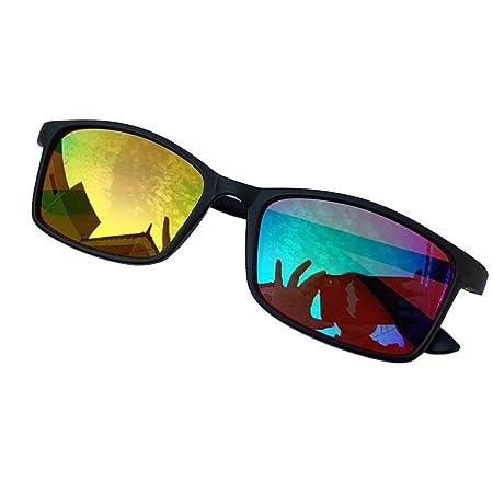 ufficiale migliori offerte su migliori prezzi Evav-SMJ Color Correction Glasse, Rosso Verde Color Blind ...