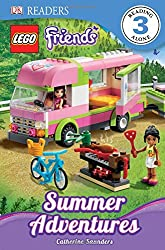 DK Readers L3: LEGO Friends: Summer Adventures