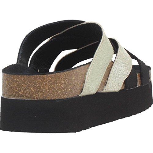 Sandalias y chanclas para mujer, color Negro , marca SIXTY SEVEN, modelo Sandalias Y Chanclas Para Mujer SIXTY SEVEN TRASE TX Negro Negro
