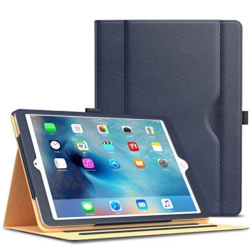 iPad Pro 12.9 Case - MoKo Slim Folding Stand Folio Cover Cas