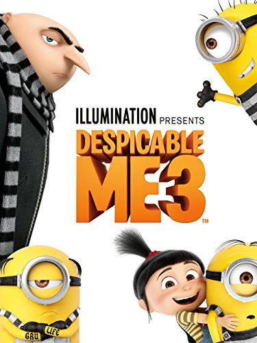 Despicable Me 3 for $<!--$14.99-->