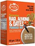 Early Foods - Sprouted Ragi Almond Date Porridge Mix 200g